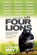 Фильм Четыре льва